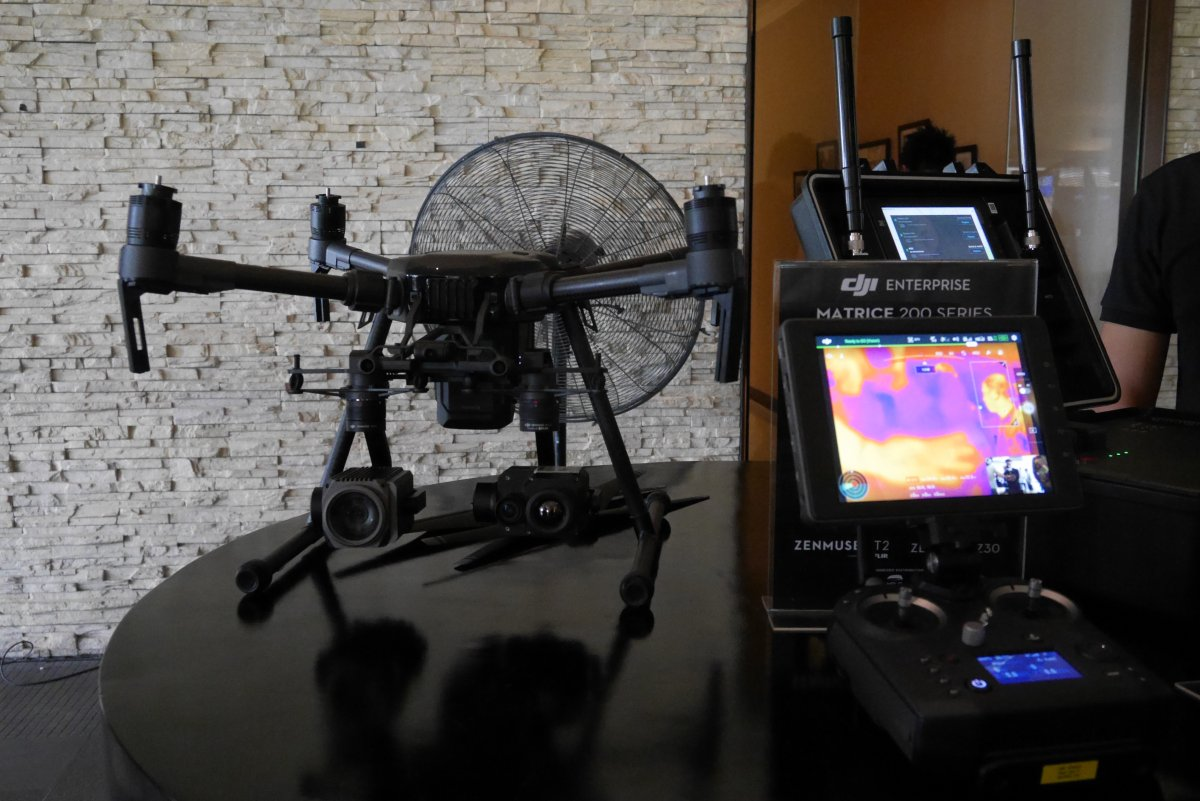 Kamera drone dengan kemampuan thermal imaging atau mendeteksi panas ini  hadir dengan membawa dua sensor. Untuk menangkap gambar DJI Zenmuse XT2  membawa 2 ... ff15b0851c