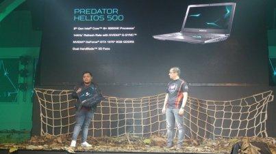 Predator Helios 500 Launch 003a