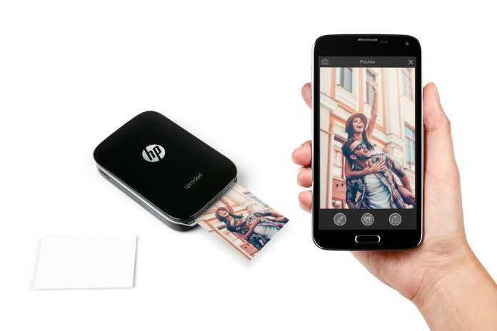 Review HP Sprocket: Printer Foto Mungil dengan Hasil Cetak Unik 1