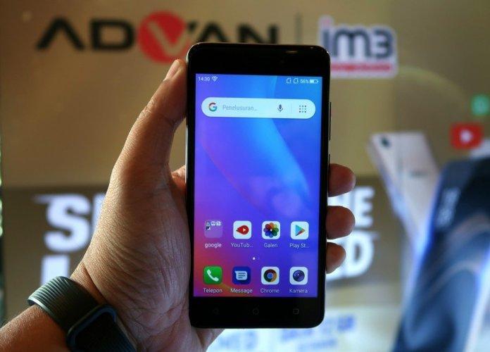 Gratis YouTube Setahun, Advan S50 4G Dibanderol Hanya 700 Ribuan Rupiah 2