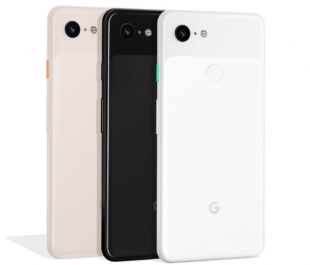 Google Resmi Umumkan Pixel 3 dan Pixel 3 XL