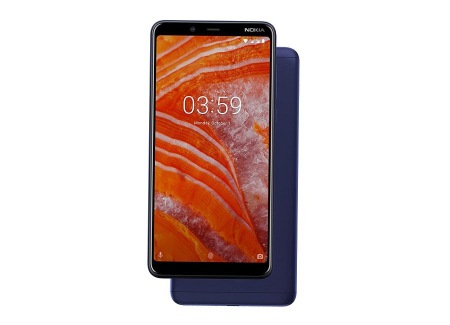 Nokia 3.1 Plus: Android One 6 Inci Seharga 2 Jutaan Rupiah