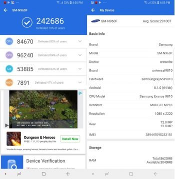 Review Samsung Galaxy Note 9: Android Tercanggih untuk Bekerja dan Bermain 2