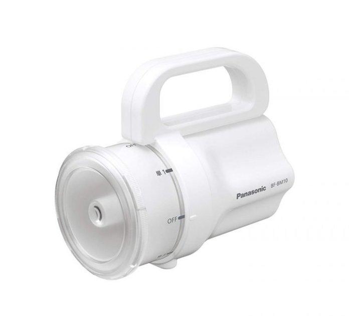 Panasonic Any-Battery Flashlight: Kompatibel Dengan Beragam Model Baterai Untuk Sumber Tenaga 1