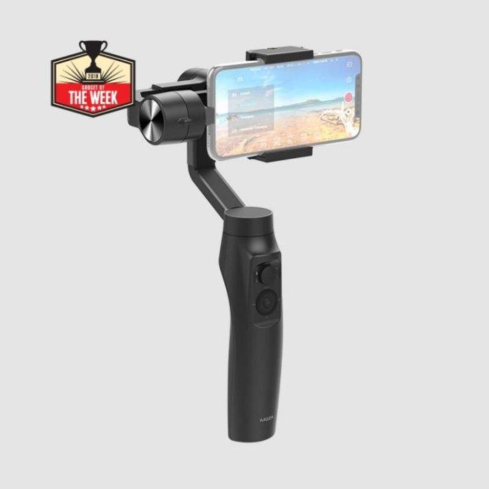 Gadget of The Week #17 2018: MOZA Mini MI, Gimbal Smartphone Pertama di Dunia dengan Fitur Wireless Charging 1