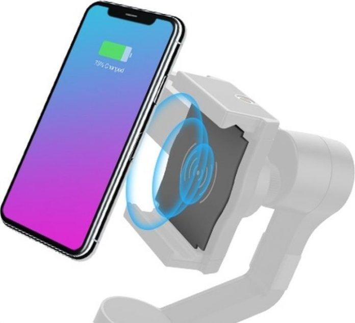 Gadget of The Week #17 2018: MOZA Mini MI, Gimbal Smartphone Pertama di Dunia dengan Fitur Wireless Charging 2