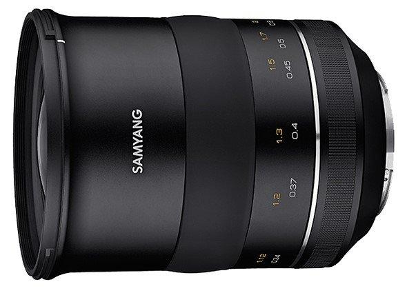 Samyang XP 35mm f/1.2 Lensa Untuk Pengguna Kamera Canon
