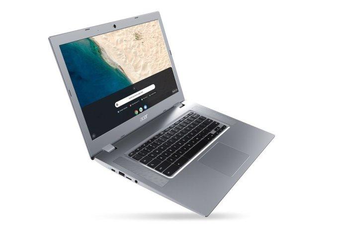 [CES 2019] Acer Chromebook 315: Dibekali Prosesor AMD A-Series, Daya Tahan Baterai Hingga 10 Jam 1