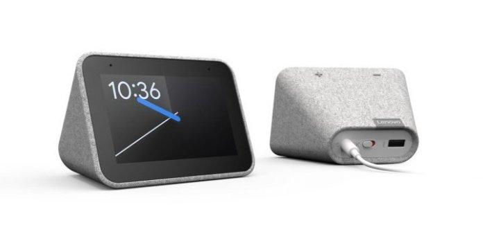 [CES 2019] Lenovo Smart Clock: Jam Pintar dengan Dukungan Google Assistant 2