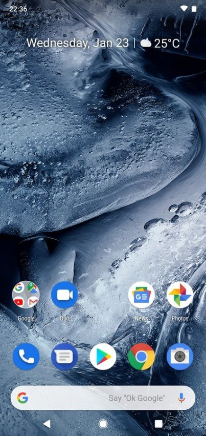 Nokia 6.1 Plus UI (2)