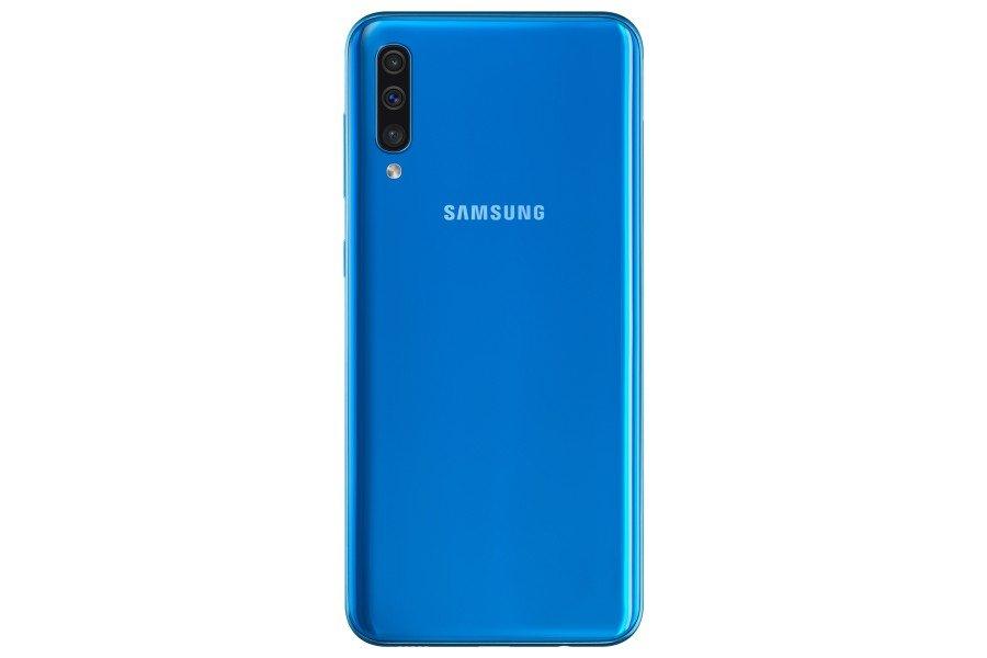 Samsung Galaxy A50: Smartphone Tiga Kamera dan Sensor Sidik Jari di Bawah Layar