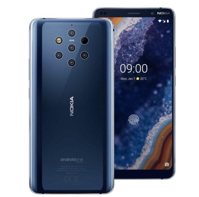[MWC 2019] Nokia 9 PureView: Smartphone Pertama dengan 5 Kamera Belakang 12 Megapixel 3