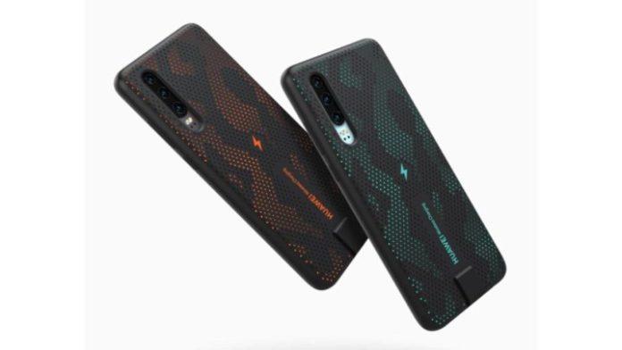 Huawei P30 Wireless Charging Case: Desain Keren, Mendukung Fitur Isi Ulang Cepat 1