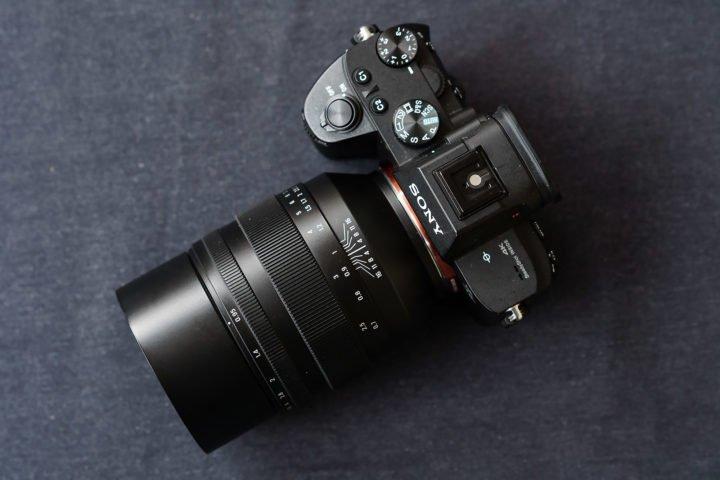Zenit 50mm F0.95: Lensa Manual Tercepat untuk Kamera Full Frame Sony 12