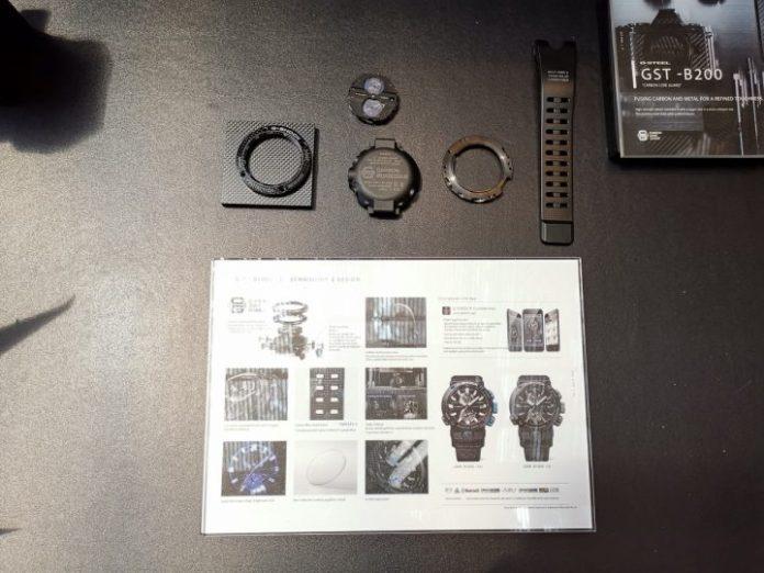 Resmi Hadir di Indonesia, Casio G-Shock dengan Carbon Core Guard Kedepankan Desain yang Lebih Tipis dan Tetap Tangguh 3