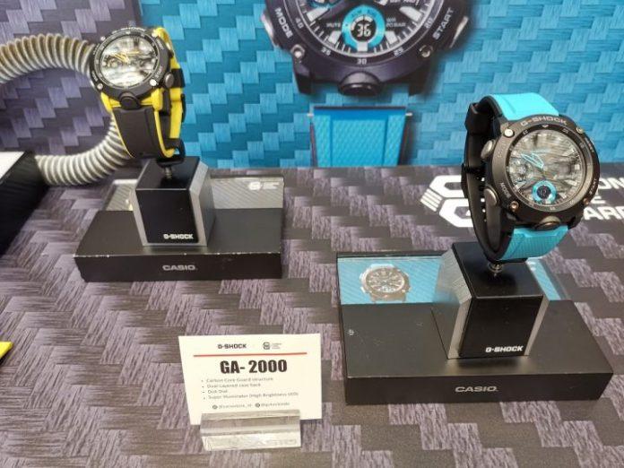 Resmi Hadir di Indonesia, Casio G-Shock dengan Carbon Core Guard Kedepankan Desain yang Lebih Tipis dan Tetap Tangguh 4