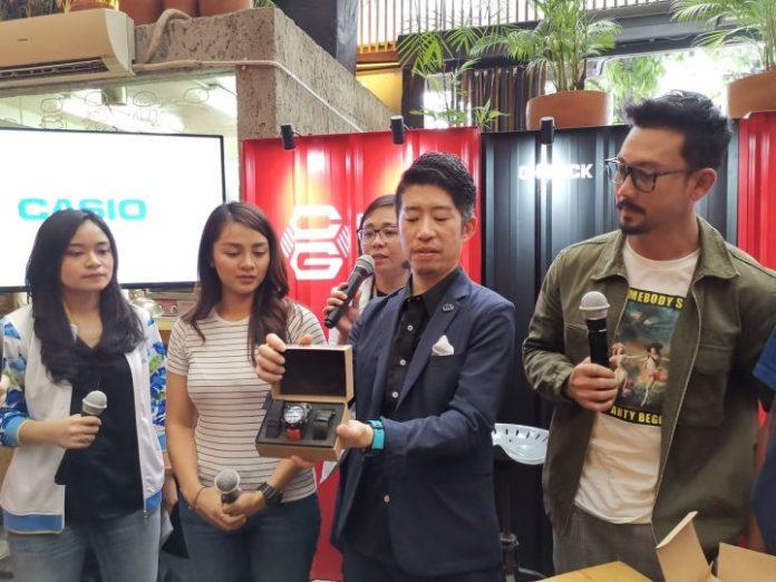 Resmi Hadir di Indonesia, Casio G-Shock dengan Carbon Core Guard Kedepankan Desain yang Lebih Tipis dan Tetap Tangguh 5