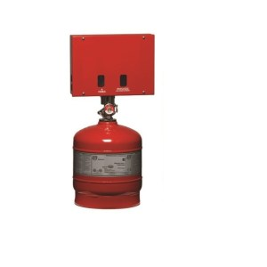 1.6 Galon Davlumbaz Yangın Söndürme Sistemi