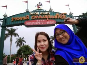 Hong Kong Trip   Part 2   Disney Land