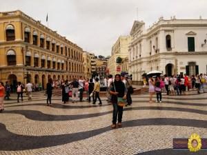 Hong Kong Macau Trip | Part 3 | Macau | Senado Square | Ruins of St. Paul | The Venetion