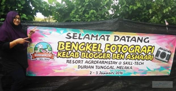 Resort Agrofarmstay @ Skill-Tech Melaka