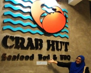 Red Lobster Paling Sedap di Crab Hut