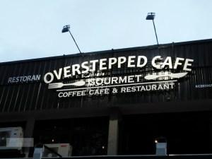 Overstepped Cafe Sungai Petani