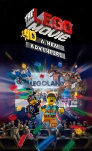 Lego Movie 4D a New Adventure tarikan terbaru di Legoland Malaysia Resort