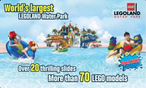 Water Park LEGOLAND® Malaysia   Part 1