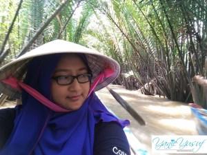 Ho Chi Minh City | Vietnam | Day 2 | Bersampan Menyusuri Sungai Pokok Nipah