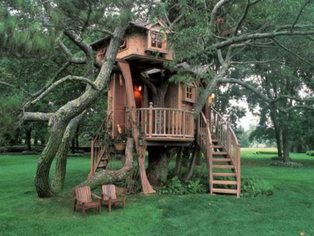 9 resort yang menekankan konsep Tree House di Malaysia