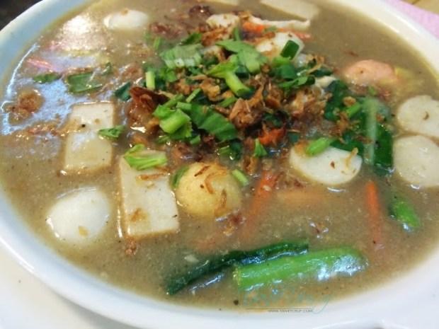 Kuey Teow Ladna ala Thai