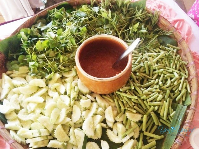 Rasai Ikan Patin Tempoyak Asli Dari Pahang, Istana Bambu Restoran