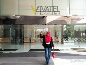 Bermalam Di Vivatel Kuala Lumpur