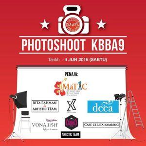 Kemeriahan Photoshoot KBBA9 Gegarkan Matic Kuala Lumpur