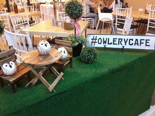 Kafe Burung Hantu Owlery Cafe Dine & Grind