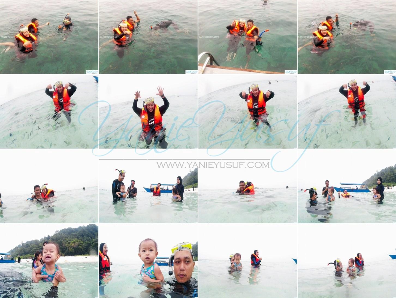 Antara Aktiviti Wajib dan Menarik Di Pulau Tioman