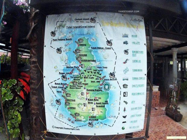 Homestay Bajet Di Pulau Tioman Pahang