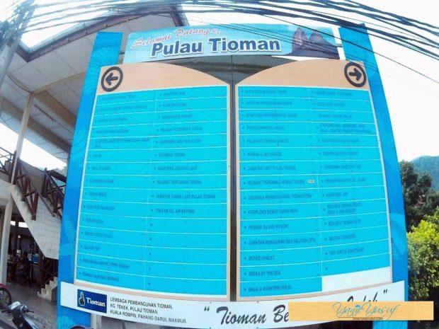 Pulau Tioman Pahang
