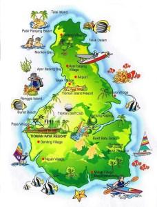 10 Tips Percutian Keluarga Ke Pulau Tioman