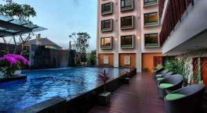 Hotel 7 Days Premium Kuta Bali Indonesia