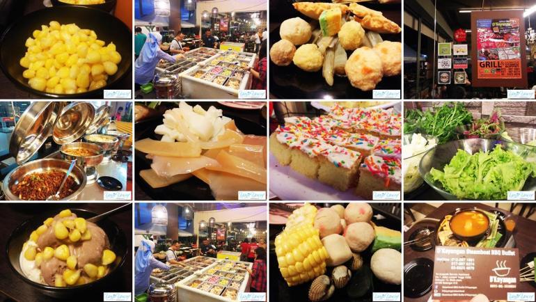 D'Kayangan Steamboat Grill Best Di Shah Alam