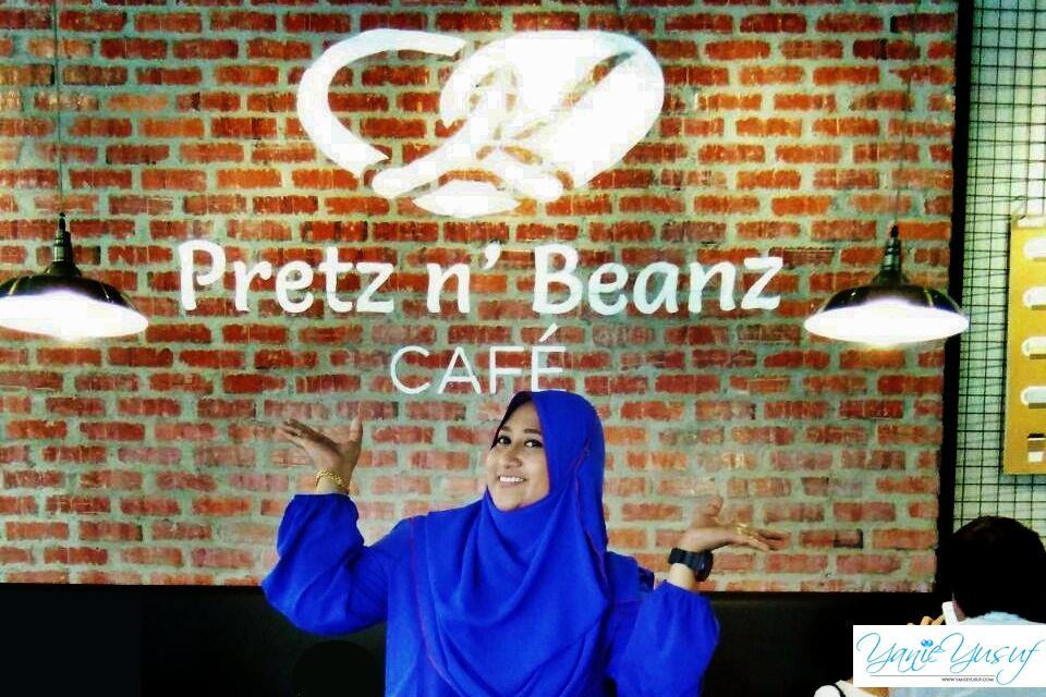 Pretz n Beanz Cafe Best Di Mont Kiara Kuala Lumpur