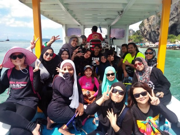 Trip Separuh Backpacker Bersama Ayden Averroes Travel