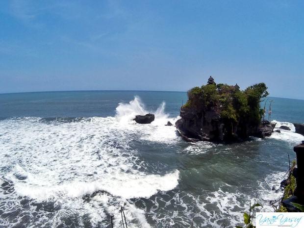 Kuil Hindu Di Tanah Lot Bali