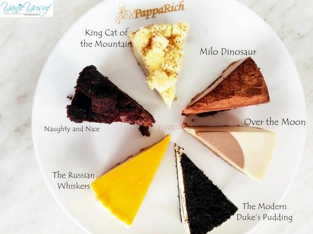 6 PERISA Cheesecake Cat & TheFiddle Di Malaysia