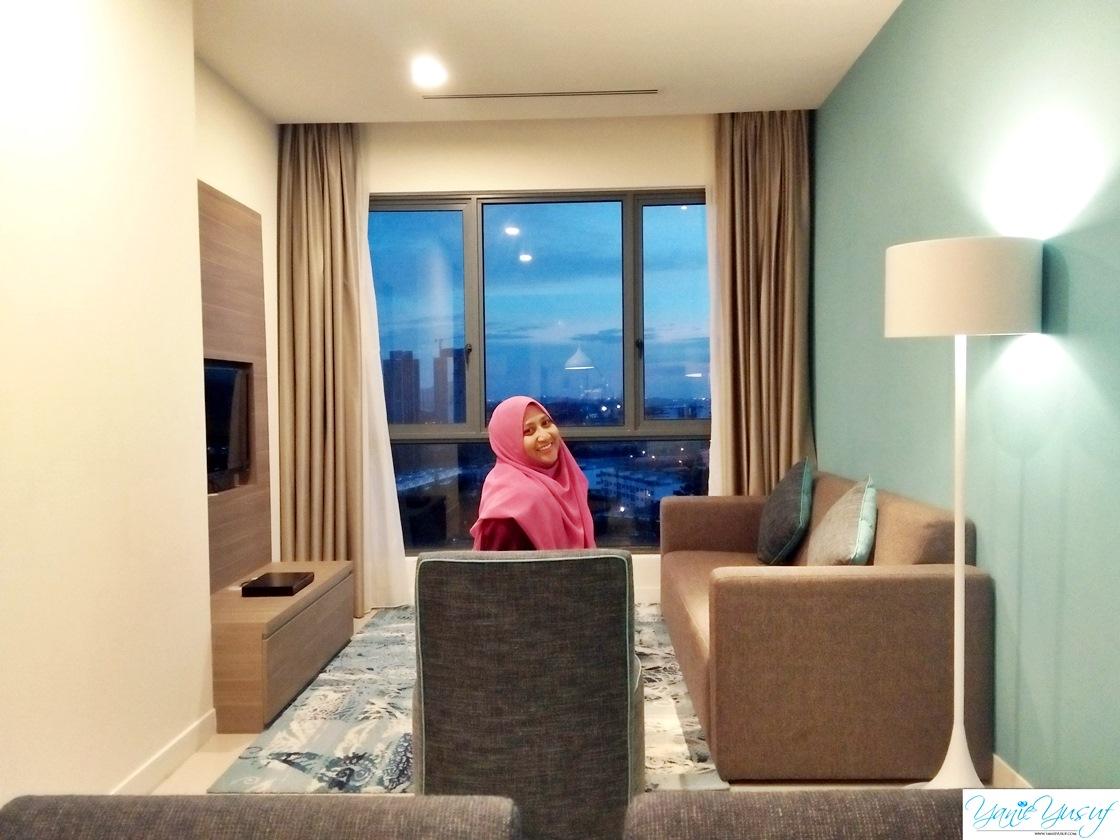 Cyberjaya Citadines Dpulze Konsep Apartment Hotel