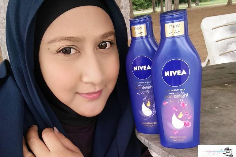 Bermanja NIVEA Skin Delight