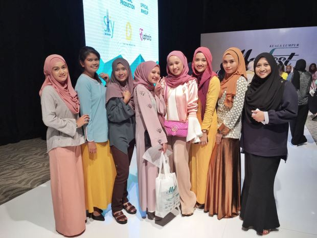 Blogger & Youtuber Malaysia @ KLMFW 2016