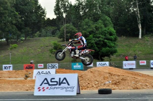 FIM Asia Supermoto Championship 2016